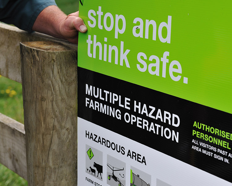 Linksafe agriculture safety systems and solutions